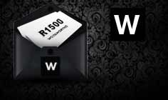 Win a R1500 Woolies voucher