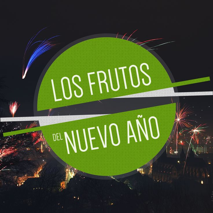 Los #frutos del #nuevo #año, en #vivo: https://new.livestream.com/gruposionoficial/new-years-fruits