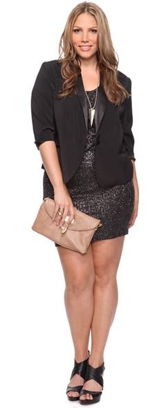 Plus Size Outfits For Night Out 5 best - plus size fashion for women