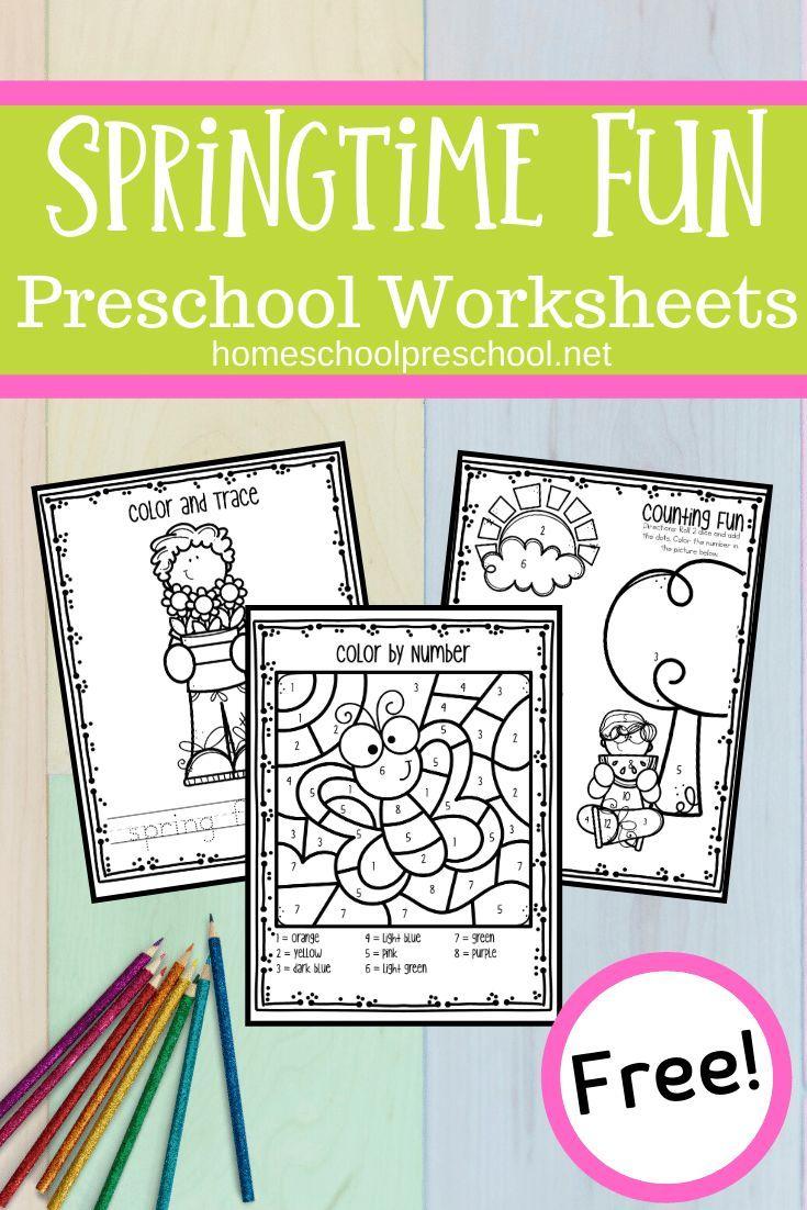 Spring Worksheets For Preschool Spring Worksheets Preschool Spring Worksheet Spring Preschool Activities [ 1102 x 735 Pixel ]