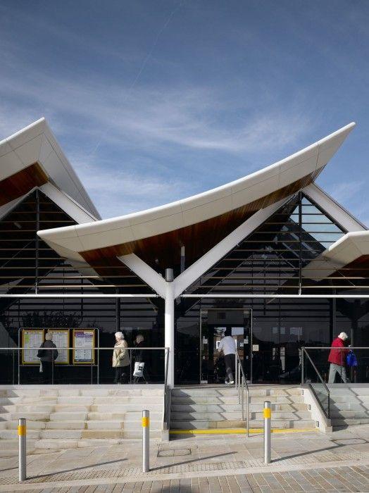 Estacion Central de Rotherham / Aedas. UK