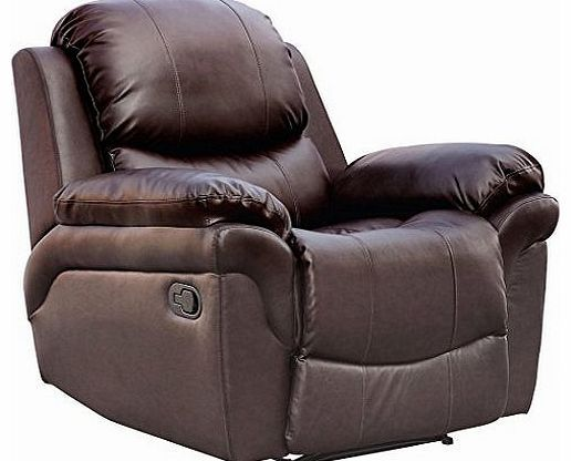 More4Homes MADISON REAL LEATHER RECLINER ARMCHAIR SOFA HOME LOUNGE CHAIR RECLINING GAMING (Brown) No description (Barcode EAN = 5055744800183). http://www.comparestoreprices.co.uk/chairs/more4homes-madison-real-leather-recliner-armchair-sofa-home-lounge-chair-reclining-gaming-brown-.asp