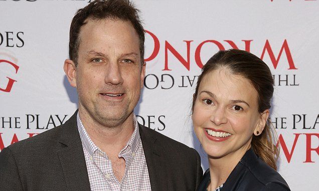 Sutton Foster reveals she and Ted Griffin have adopted a baby girl