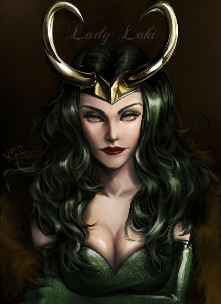 Lady Loki - MANGOKIM.deviantart.com