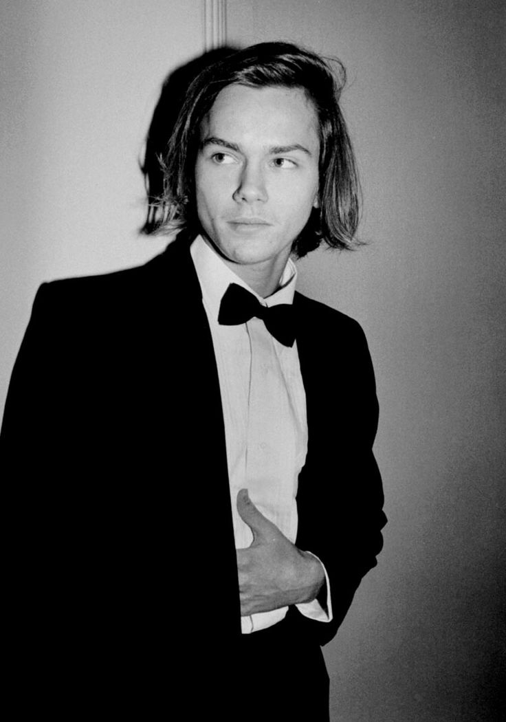 River Phoenix. Absolutely adorable ❤️