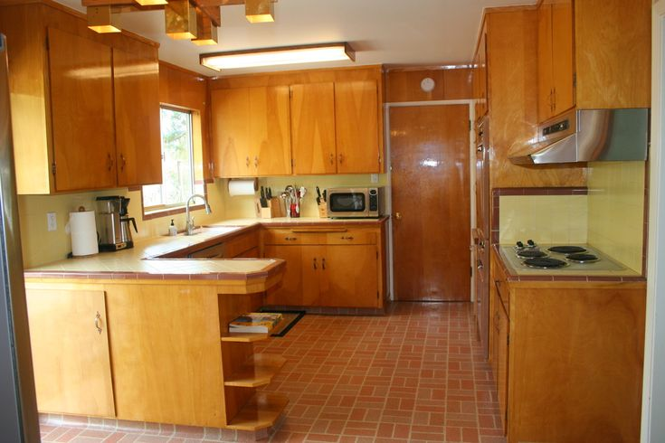 1960's kitchen - Google Search