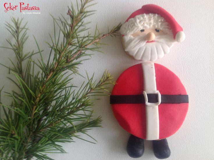 Noel Baba Kurabiye
