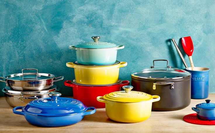 Le Creuset Vida Brazil Collection