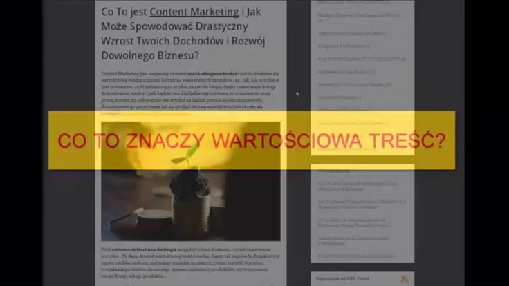 Content Marketing - co to takiego?