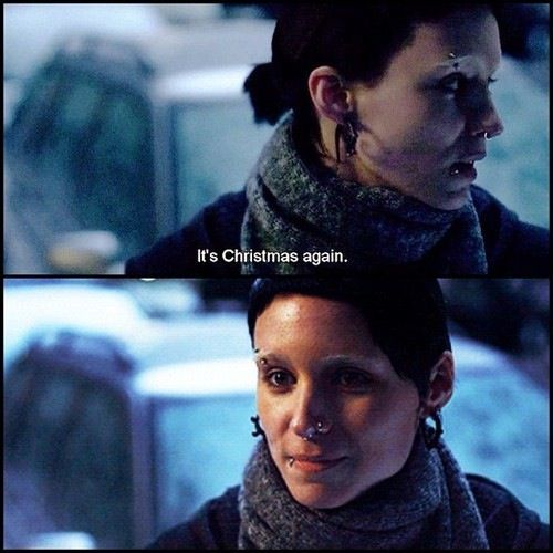 17 best images about lisbeth salander on pinterest for Girl with dragon tattoo books in order