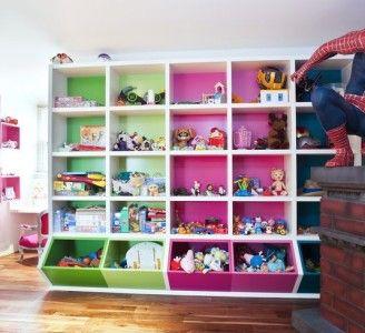 large toy storage