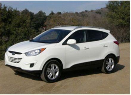 Hyundai iX35/Tucson (2010-2012) Workshop Manual
