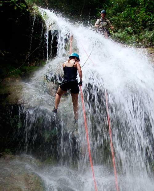 'Cascade Capers' Tour - Vanuatu    It's more fun in Vanuatu...  http://surething.com.au/vanuatu.shtml