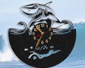 Beauty Salon Hair Salon Clock Black Wall Clock 12 inch30