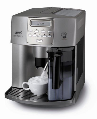 Best espresso machine-DeLonghi ESAM3500.N Magnifica Digital Super-Automatic Espresso/Coffee Machine