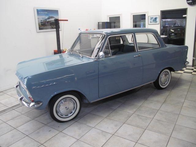 Opel Kadett lUXE (bj 1964)