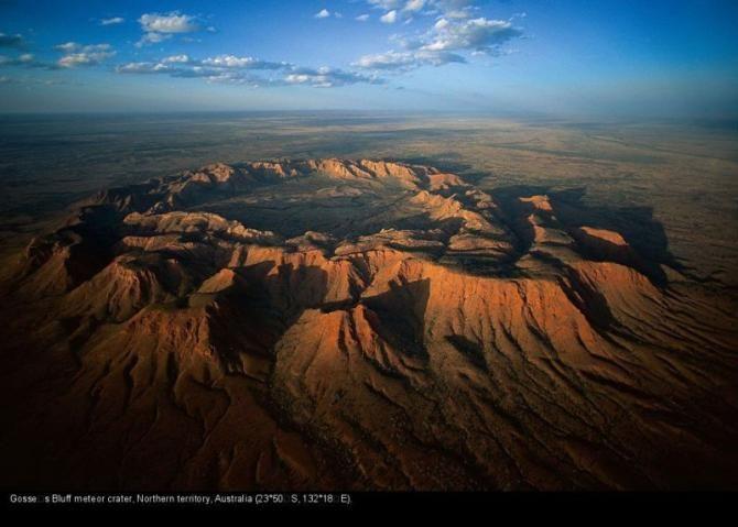 Paisaje de Northern Territory. Australia.