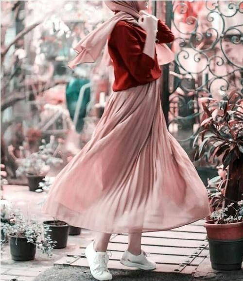 Rosa Faltenrock – Sommermode für Mädchen – Trendy Girls