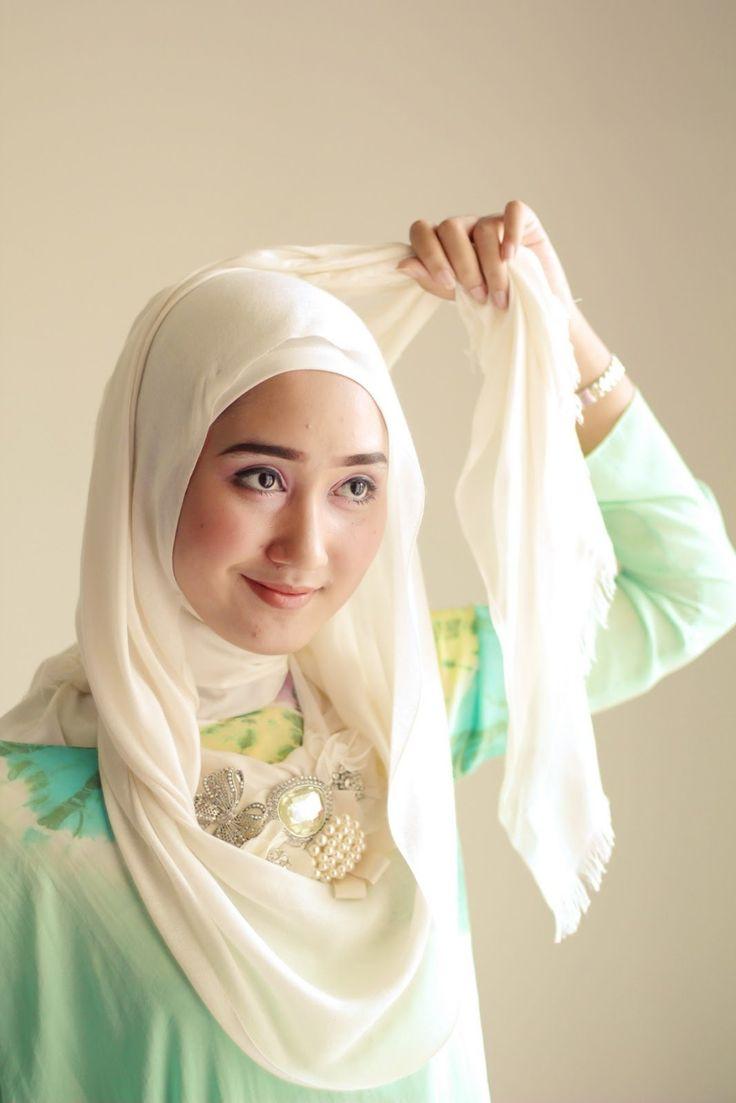 Tutorial Hijab Rose Dian Pelangi