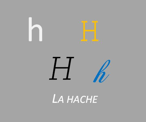 La letra H | A pesar de carecer de valor fónico en la mayoría de las palabras que conforman el léxico del español, «la hache» se ha mantenido en nuestro sistema ortográfico por razones etimológicas o de uso tradicional consolidado.