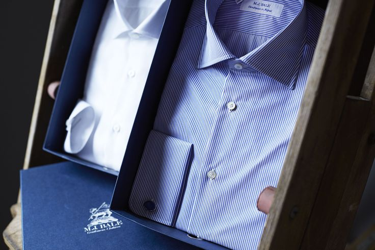 Our Made in Napoli Shirts are perfect for weddings or anything ceremonial, such as asking for that pay rise.   http://www.mjbale.com/catalogsearch/result/?q=made+in+napoli