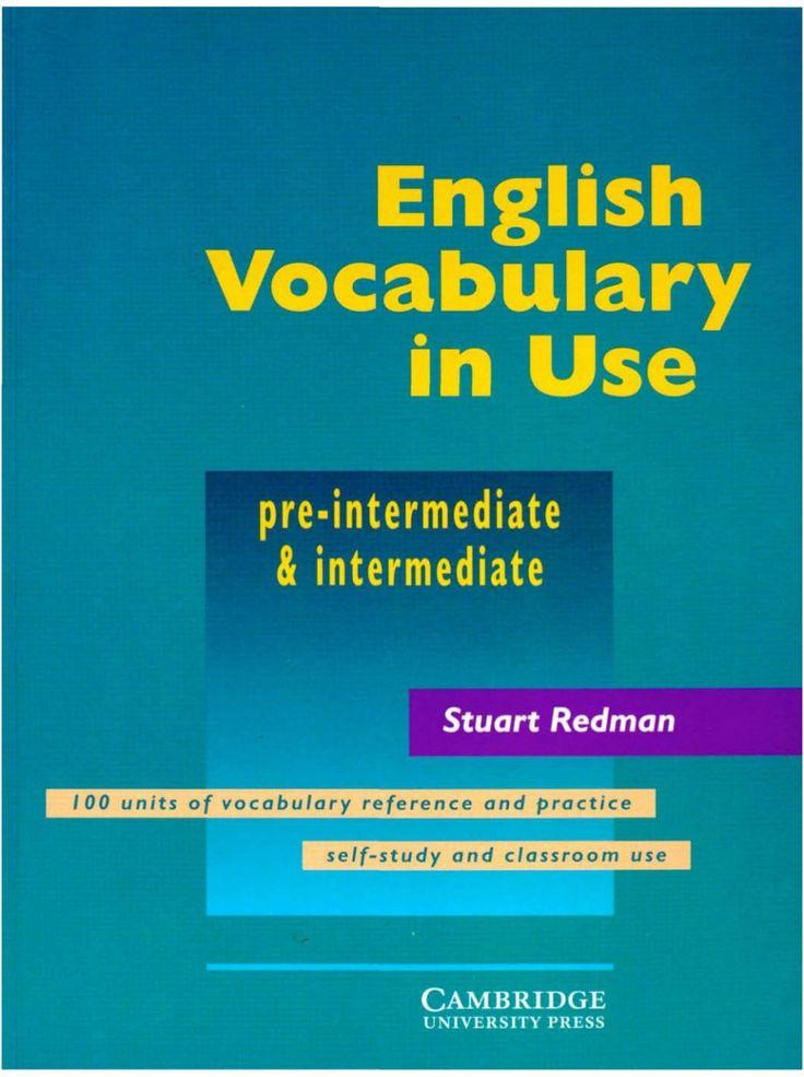 55 best english book online images on pinterest english books english vocabulary in use pre intermediate grammar by juan valencia via slideshare fandeluxe Choice Image