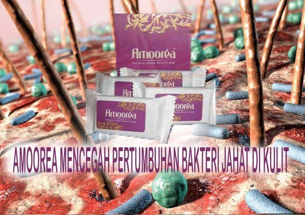 manfaat sabun amoorea untuk anti bakteri