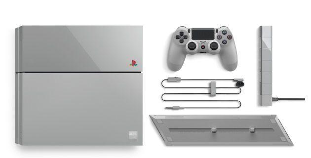 Sony PlayStation, 20. yılına Özel PS4 İle Geliyor