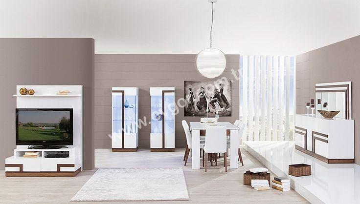 Goya Yemek Odası https://www.evgor.com.tr/goya-yemek-odasi