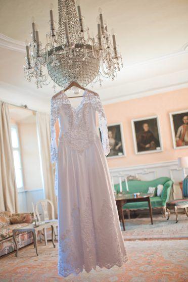 Wedding dress at Schloss Altenhof - Austria