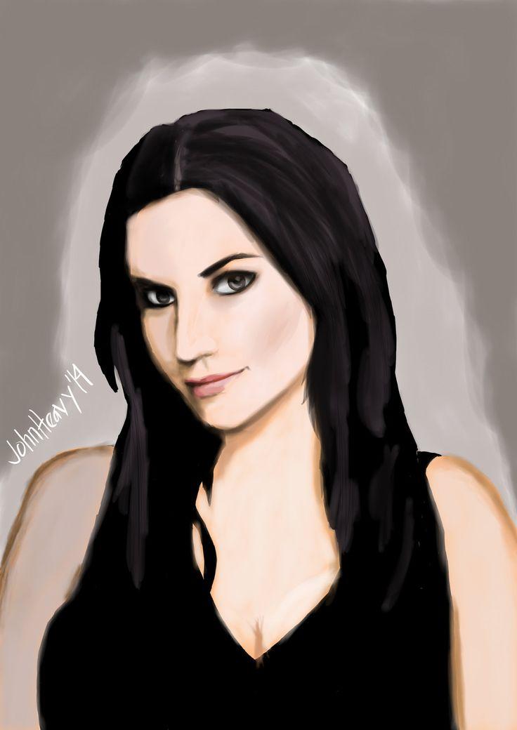 Cristina Scabbia by JohnHeavy.deviantart.com on @deviantART