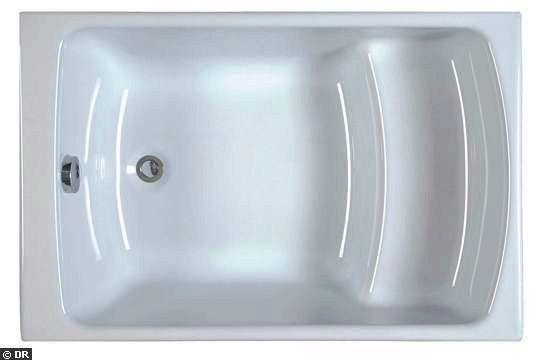 Les 25 meilleures id es de la cat gorie baignoire sabot sur pinterest d cor de salle chevron for Petite baignoire profonde