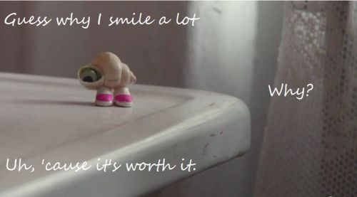 I love you, Marcel the Shell