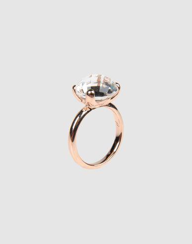 Bronzallure Women - Jewelry - Ring Bronzallure on YOOX