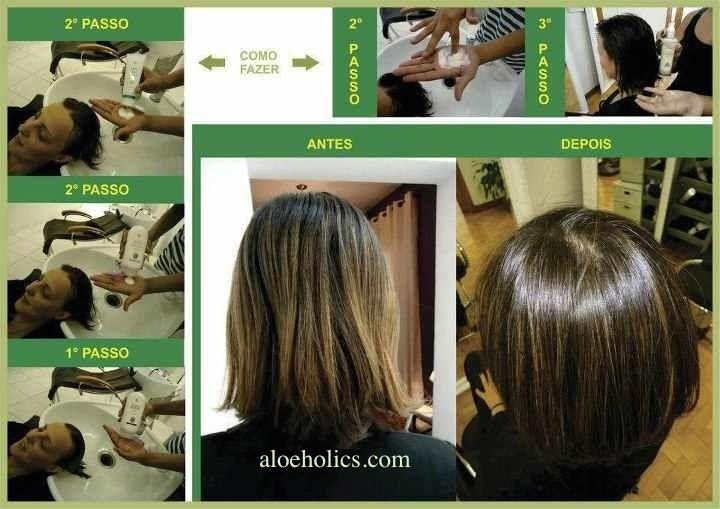 "How to use the Forever ""Aloe Jojoba Shampoo"" and Aloe Jojoba Conditioner"" to repair dry and dull hair. http://aloeholics.com"