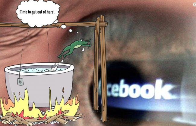 futurist gerd leonhard leaves facebook boiling frog