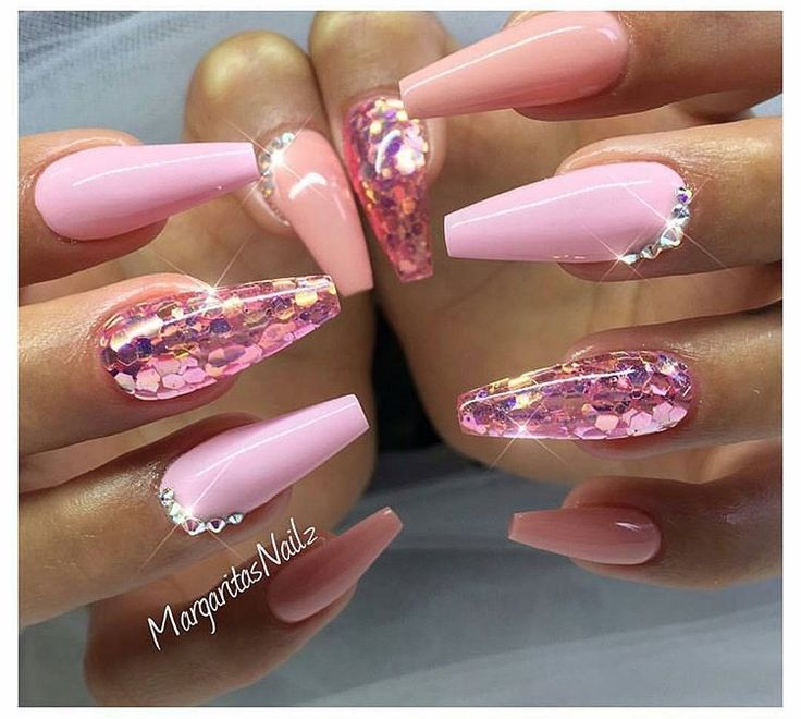 Pin By ️𝓚𝓪𝔂𝓵𝓪 𝓚𝓲𝓼𝓼 ️ On ️polished ️ Nails Diamond Nails