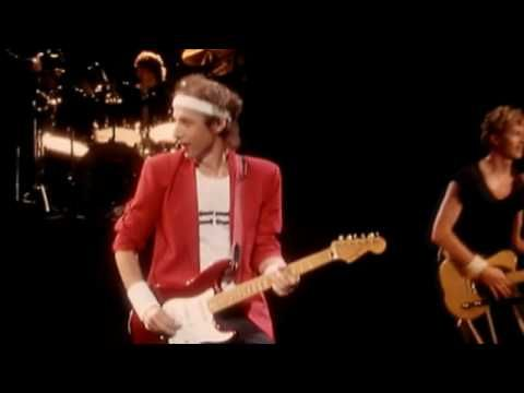 Dire Straits - Sultans Of Swing (Alchemy Live)  Almost forgotten how much I love this song :)