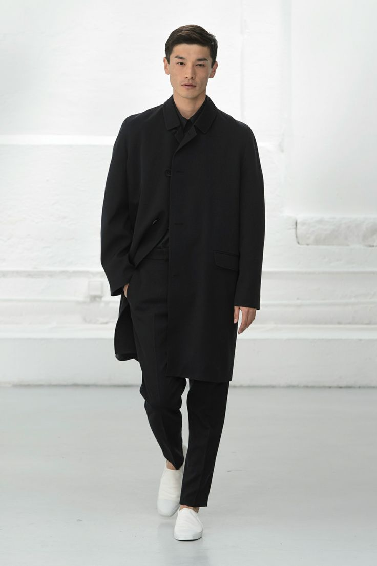 Christophe Lemaire MEN | Paris | Verão 2015 RTW