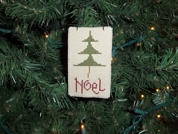 Hey, I found this really awesome Etsy listing at https://www.etsy.com/listing/257993379/christmas-ornament-hand-made-noel-tree