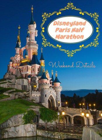 Disneyland Paris Half Marathon Bib-Only Registration Opens