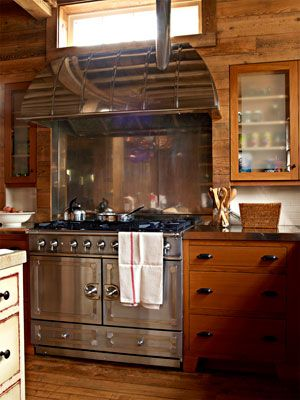 Before and After Kitchen Makeover Photos - Farmhouse Style Kitchen Design - House Beautiful