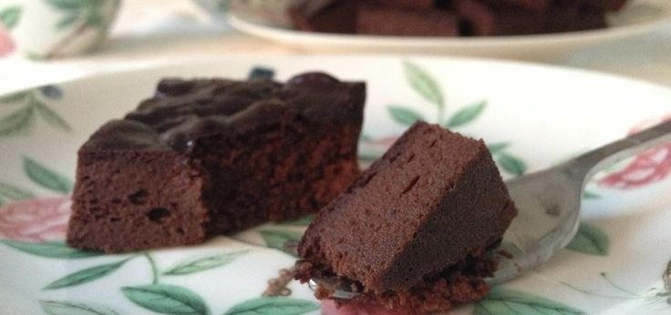 Gluten-Free Recipe: Protein-Packed Beetroot Brownies