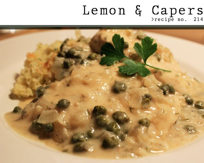 Top 28+ - Lemon Caper Sauce - simply scratch tilapia with ...