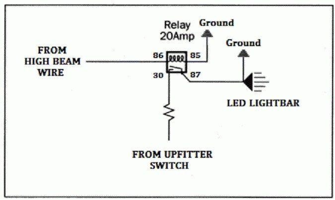 vision x light bar wiring diagram  top wiring diagram