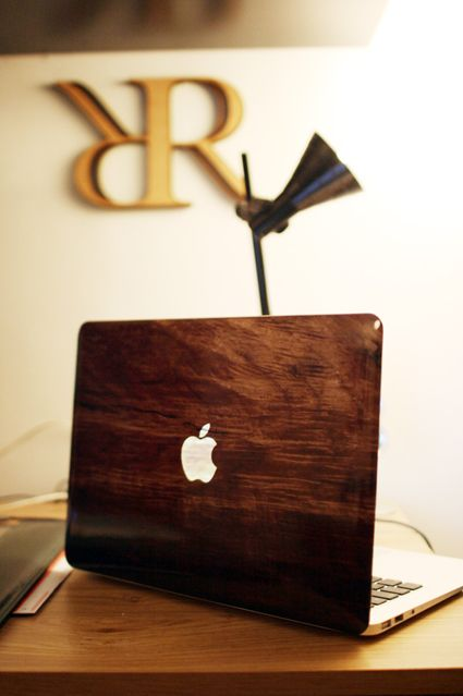 Details can make everything, this wood cover is amazing !