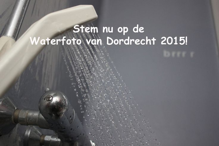 Nog tot en met morgen kun je stemmen op de 'Waterfoto van Dordrecht 2015' en de 'Waterfilm van Dordrecht 2015' op onze Facebook pagina www.facebook.com/onswaterindordrecht