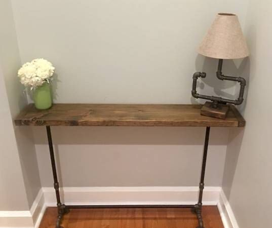 Sofa Table Pinterest: 1000+ Ideas About Rustic Sofa Tables On Pinterest