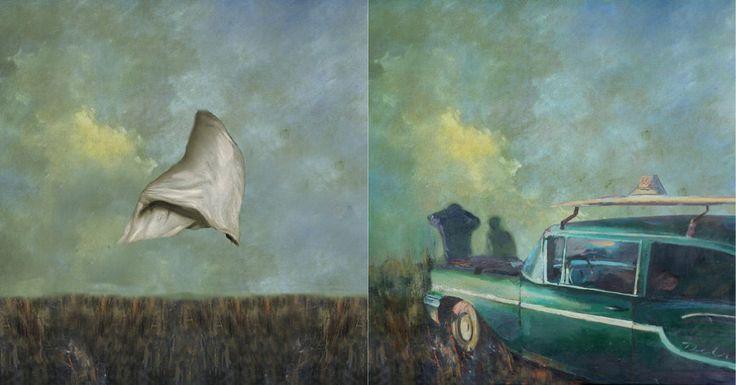 "Akiko Kiyama – Deviation 2x12"" 2012 (artwork: Igor Skaletsky)"