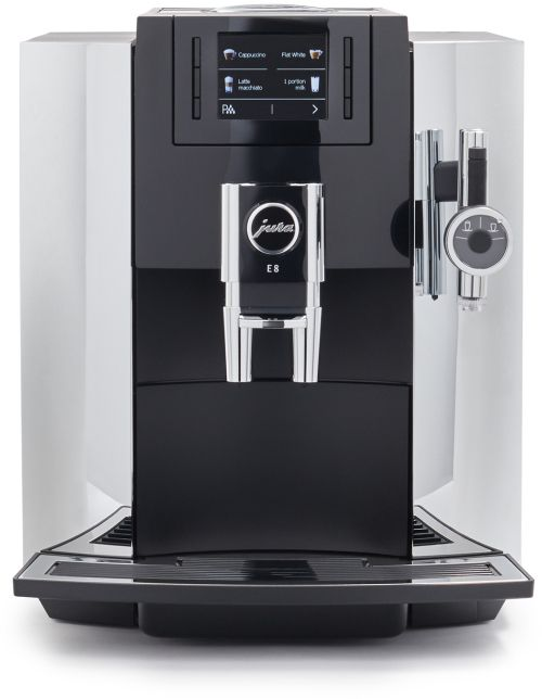 Jura E8 Automatic Coffee Center